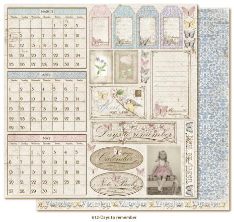 Maja Design Vintage Spring Basics - Days to remember