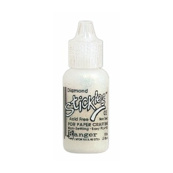 Stickles Glitter Glue 18ml - Diamond