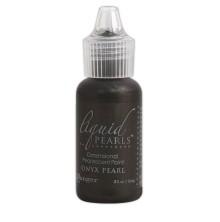 Liquid Pearls Dimensional Pearlescent 18ml - Onyx Pearl