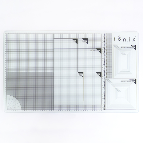 Tonic Studios Glass Cutting Mat - A3