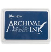 Ranger Archival Ink Pad - Cobalt