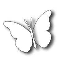 Memory Box Die - Darla Butterfly