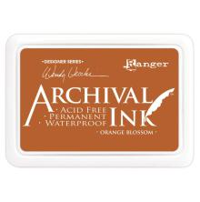 Ranger Archival Ink Pads Wendy Vecchi Designer Series - Orange Blossom