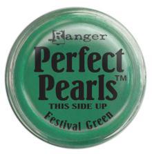 Ranger Perfect Pearls Pigment Powder - Festive Green
