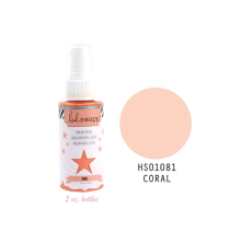 Heidi Swapp Color Shine Spritz 59ml - Coral UTGÅENDE