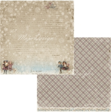 Maja Design Vintage Frost Basics 12x12 - 1st of December