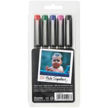 Zig Markers 5/Pkg - Photo Signature