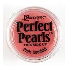 Ranger Perfect Pearls Pigment Powder - Pink Gumball
