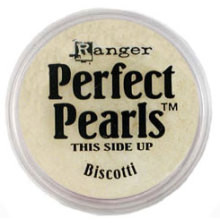 Ranger Ink Perfect Pearls Pigment Powders Biscotti