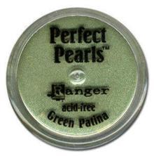 Ranger Perfect Pearls Pigment Powder - Green Patina