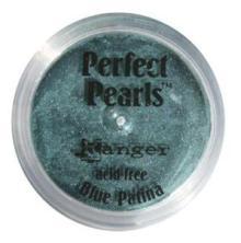 Ranger Perfect Pearls Pigment Powder - Blue Patina