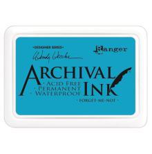 Ranger Archival Ink Pads Wendy Vecchi Designer Series - Forget Me Not