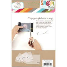 Simple Stories Snap Photo Crops 5/Pkg