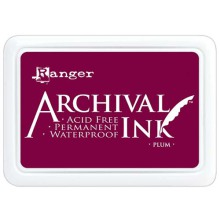 Ranger Archival Ink Pad - Plum