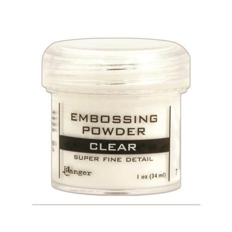 Ranger Ink Super Fine Embossing Powder 17gr - Clear