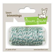 Lawn Fawn Trimmings Hemp Cord 21yd - Sky