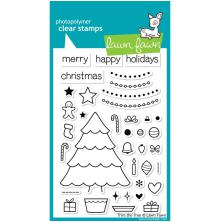 Lawn Fawn Clear Stamps 4X6 - Trim The Tree