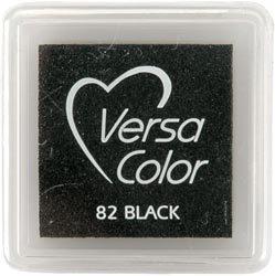 VersaColor Pigment Inkpad 1´ Cube Black