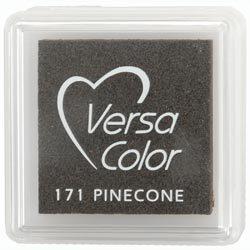 VersaColor Pigment Inkpad 1´ Cube pinecone