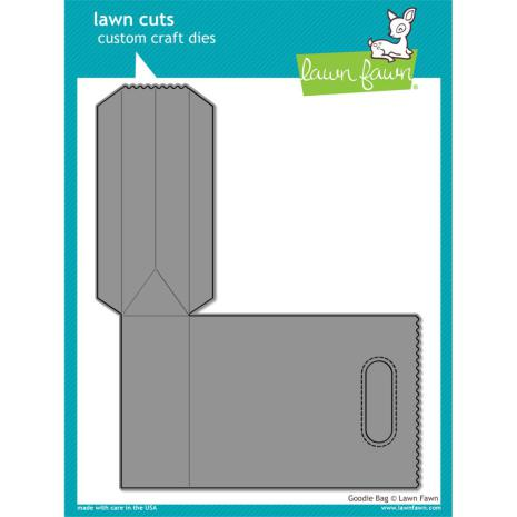 Lawn Fawn Custom Craft Die - Goodie Bag