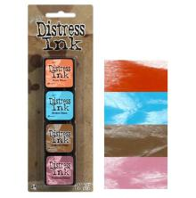 Tim Holtz Distress Mini Ink Kits - 6