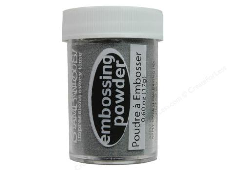 Stampendous Detail Embossing Powder 15gr - Silver Opaque