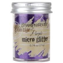 Stampendous Micro Glitter - Purple