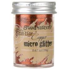 Stampendous Micro Glitter - Copper