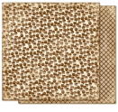 Maja Design Designark Fika 12x12 - Chokladmuffins
