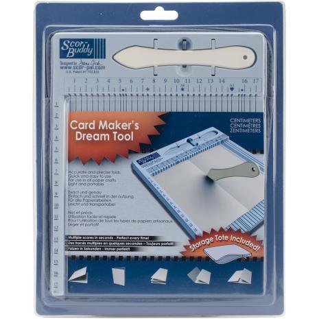 Scor-Buddy Mini Scoring Board 24cmx19cm - Metric