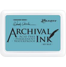 Ranger Archival Ink Pad Wendy Vecchi - Sky Blue
