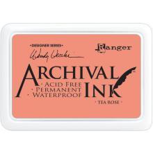 Archival Ink Pad Wendy Vecchi Designer Series - Tea Rose