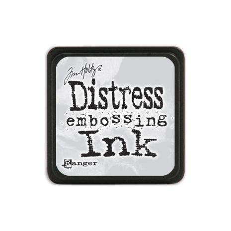 Tim Holtz Distress Mini Pad 1X1 - Embossing Ink