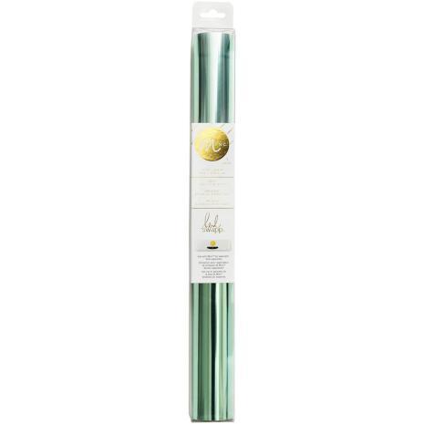 Heidi Swapp Minc Reactive Foil 12.25X10 Roll - Mint