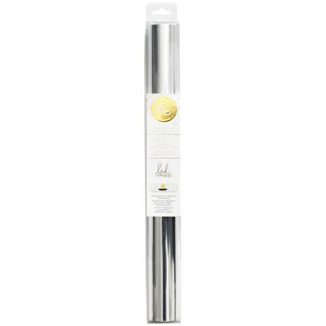 Heidi Swapp Minc Reactive Foil 12.25X10 Roll - Silver