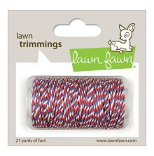 Lawn Fawn Trimmings Hemp Cord 21yd - Liberty
