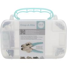 Crop-A-Dile Carrying Case - Teal