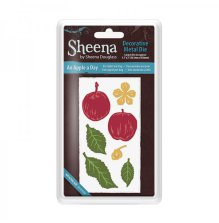 Crafters Companion Decorative Thin Metal Die - An Apple A Day UTGÅENDE