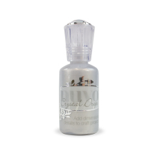 Tonic Studios Nuvo Crystal Drops Collection – Metallic Silver Lining – 655n