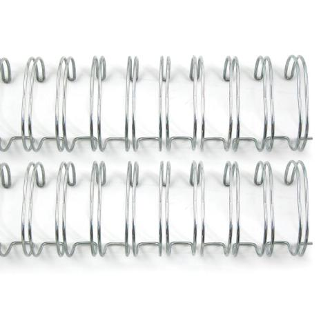 We R Memory Keepers Cinch Wires 1 inch 2/Pkg - Silver