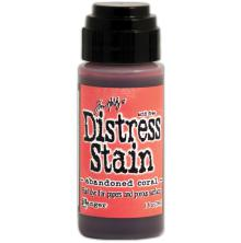 Tim Holtz Distress Stain 29 ml Bottle - Abandoned Coral
