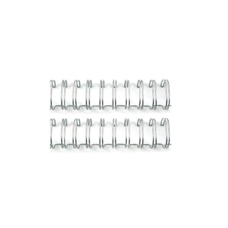 We R Memory Keepers Cinch Wires .625 2/Pkg - Silver
