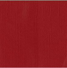 Bazzill Cardstock Mono 12X12, 25/Pkg - Classic/Red