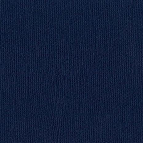 Bazzill Cardstock Mono 12X12, 25/Pkg - Canvas/Admiral
