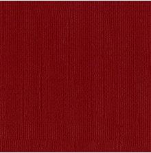 Bazzill Cardstock 12X12, 25/Pkg - Canvas/Pomegranate