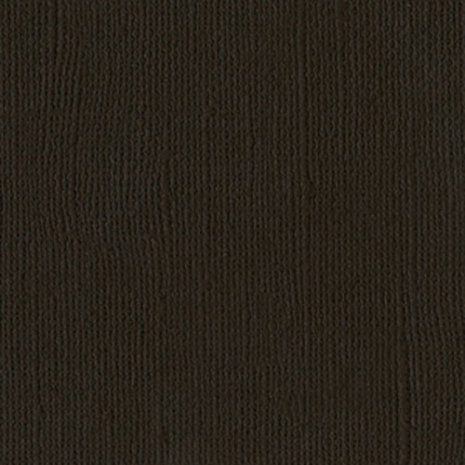 Bazzill Cardstock 12X12, 25/Pkg - Canvas/Java