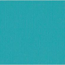 Bazzill Cardstock 12X12, 25/Pkg - Mono/Peacock
