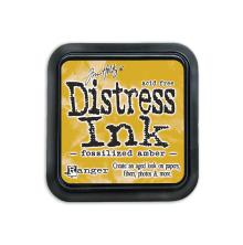 Tim Holtz Distress Ink Pad - Fossilized Amber