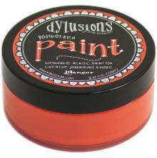 Dylusions Paint 59 ml - Postbox Red UTGÅENDE