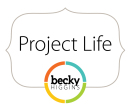 Project Life 6X8